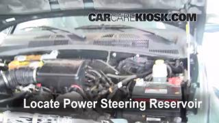 Follow These Steps to Add Power Steering Fluid to a Jeep Liberty (2002-2007)
