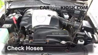 1995-2002 Kia Sportage Hose Check