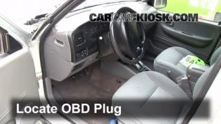 Engine Light Is On: 1995-2002 Kia Sportage - What to Do