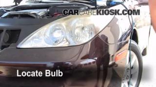 Highbeam (Brights) Change: 2002-2006 Lexus ES300