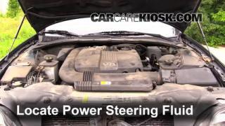 Power Steering Leak Fix: 2000-2002 Lincoln LS