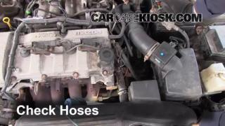 1999-2003 Mazda Protege Hose Check
