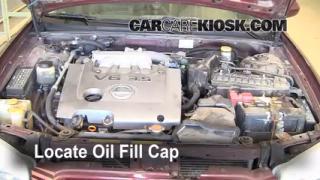 2000-2003 Nissan Maxima Oil Leak Fix
