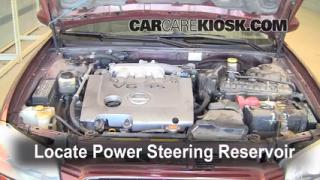 Power Steering Leak Fix: 2000-2003 Nissan Maxima