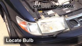 follow these steps to add power steering fluid to a saab 9. Black Bedroom Furniture Sets. Home Design Ideas