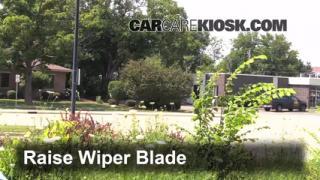 2002 Saab 9-3 SE 2.0L 4 Cyl. Turbo Hatchback (4 Door) Windshield Wiper Blade (Rear) Replace Wiper Blade