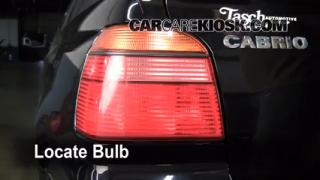 Reverse Light Replacement 1995-2002 Volkswagen Cabrio