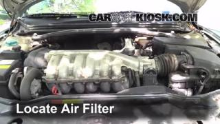 Volvo S L Cyl Fair Filter Engine Part on 1999 Volvo S80 T6 Problems