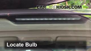 2002 Volvo S80 2.9 2.9L 6 Cyl. Lights Center Brake Light (replace bulb)