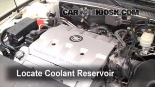 How to Add Coolant: Cadillac Seville (1998-2004)