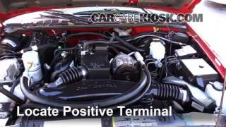 How to Jumpstart a 1994-2004 Chevrolet S10