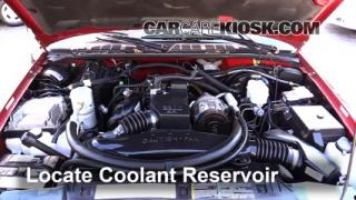 How to Add Coolant: Chevrolet S10 (1994-2004)