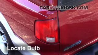 Brake Light Change 1994-2004 Chevrolet S10
