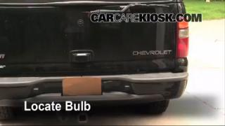 Reverse Light Replacement 2000-2006 Chevrolet Suburban 1500
