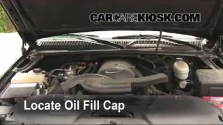 2000-2006 Chevrolet Suburban 1500: Fix Oil Leaks