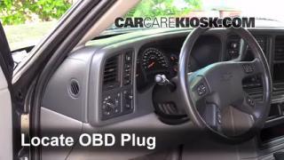 2003 Chevrolet Tahoe LS 5.3L V8 Check Engine Light Diagnose