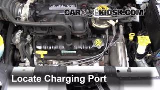 2003 Dodge Caravan SE 3.3L V6 FlexFuel Air Conditioner Recharge Freon