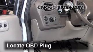 Engine Light Is On: 2001-2004 Dodge Caravan - What to Do