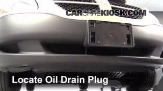 2003 Dodge Caravan SE 3.3L V6 FlexFuel Oil Change Oil and Oil Filter