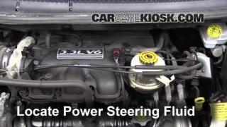 Fix Power Steering Leaks Dodge Caravan (2001-2004)