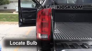 Brake Light Change 2003-2005 Dodge Ram 2500