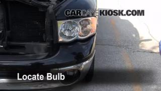 Headlight Change 2003-2005 Dodge Ram 2500