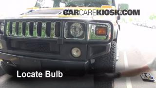 DRL Replacement 2003-2009 Hummer H2