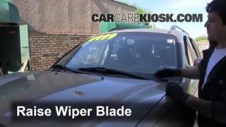 2003 Hyundai Santa Fe GLS 3.5L V6 Windshield Wiper Blade (Front) Replace Wiper Blades