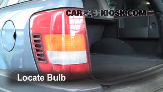 2003 Jeep Grand Cherokee Laredo 4.0L 6 Cyl. Lights Tail Light (replace bulb)