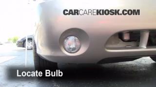 2003 Kia Sedona EX 3.5L V6 Lights Fog Light (replace bulb)