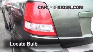 Reverse Light Replacement 2003-2009 Kia Sorento