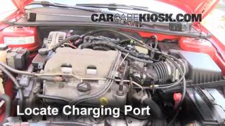 How to Add Freon in a 1999-2005 Pontiac Grand Am