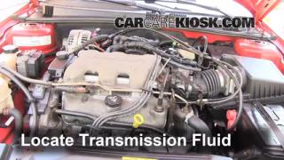 Add Transmission Fluid: 1999-2005 Pontiac Grand Am