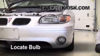 Fog Light Replacement 1997-2003 Pontiac Grand Prix