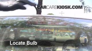 Third Brake Light Bulb Change Saturn Ion-2 (2003-2007)