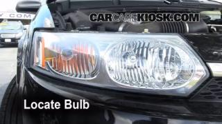 Headlight Change 2003-2007 Saturn Ion-2