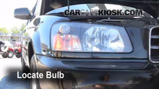 Highbeam (Brights) Change: 2003-2005 Subaru Forester