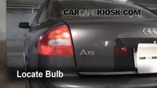 Reverse Light Replacement 2001-2005 Audi Allroad Quattro