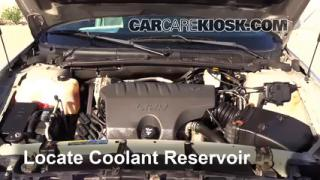 Coolant Level Check: 2000-2005 LeSabre