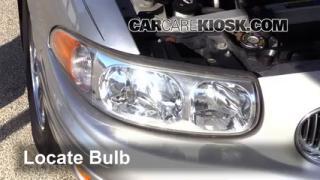 Parking Light Change 2000-2005 Buick LeSabre