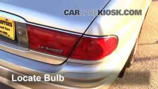 Reverse Light Replacement 2000-2005 Buick LeSabre