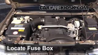 Buick Rainier Cxl Plus L Cyl Ffuse Engine Part on 2002 Isuzu Rodeo Engine Problems