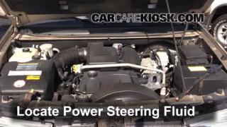 Buick Rainier Cxl Plus L Cyl Fpower Steering Part on 2008 Buick Lacrosse Power Steering Fluid