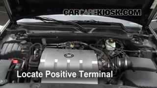 How to Jumpstart a 2000-2005 Cadillac DeVille