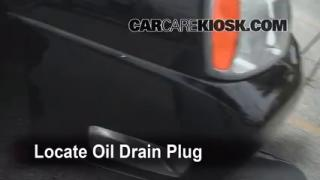 Oil & Filter Change Cadillac DeVille (2000-2005)