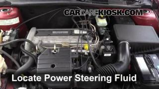 Chevy Malibu Power Steering Fluid Pictures To Pin On