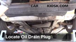 2004 Chevrolet Impala SS 3.8L V6 Supercharged Oil Change Oil and Oil Filter