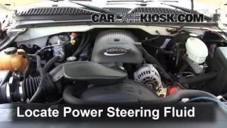 Fix Power Steering Leaks Chevrolet Silverado 1500 (1999-2007)