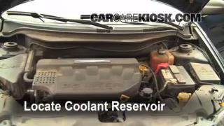 2004 Chrysler Pacifica 3.5L V6 Coolant (Antifreeze) Check Coolant Level