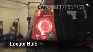 2004 Chrysler Pacifica 3.5L V6 Lights Brake Light (replace bulb)